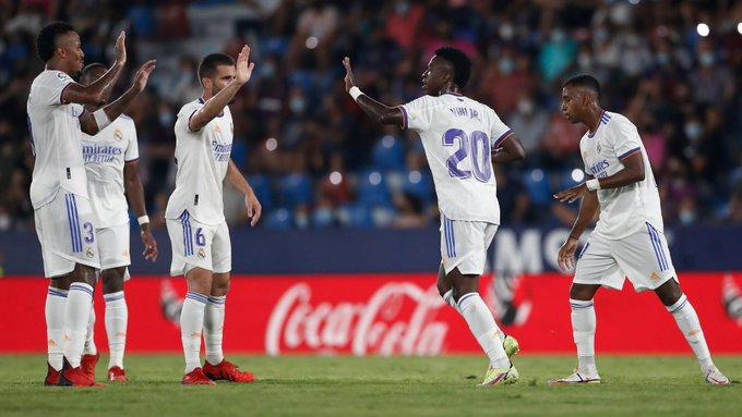 التشكيلة المتوقعة لـ ريال مدريد لمواجهه شاختار في دوري الأبطال